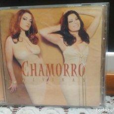 CDs de Música: LAS CHAMORRO IRENE Y CHELO DIVINAS CD ALBUM ALEJANDRO SANZ LUIS MIGUELEZ PEPETO. Lote 189123298