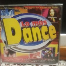 CDs de Música: LO MAS DANCE CD DOBLE ARCADE 1999 PEPETO. Lote 189123820