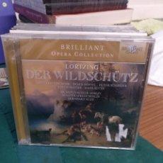 CDs de Música: BRILLIANT OPERA COLLECTION, ALBERT LORTZIBG, SER WILDSCHUTZ, PRECINTADA. Lote 189127528