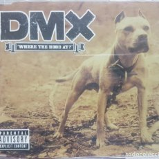 CDs de Música: DMX - WHERE THE HOOD AT? - CD PROMOCIONAL - 2003. Lote 189165666