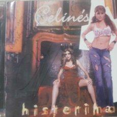 CDs de Música: CELINÉS - HISTERIHA - DEDICADO Y FIRMADO - AUTOGRAFO - PUERTO RICO - 2002. Lote 189170710