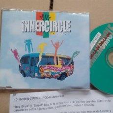 CDs de Música: CD- MAXI ( 4 TEMAS9 -PROMOCION- DE INNERCIRCLE. Lote 189194022