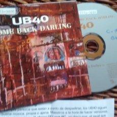 CDs de Música: CD-SINGLE -PROMOCION- DE UB 40. Lote 189194538