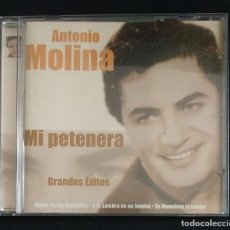 CDs de Música: CD FLAMENCO ANTONIO MOLINA MI PETENERA. Lote 189204678