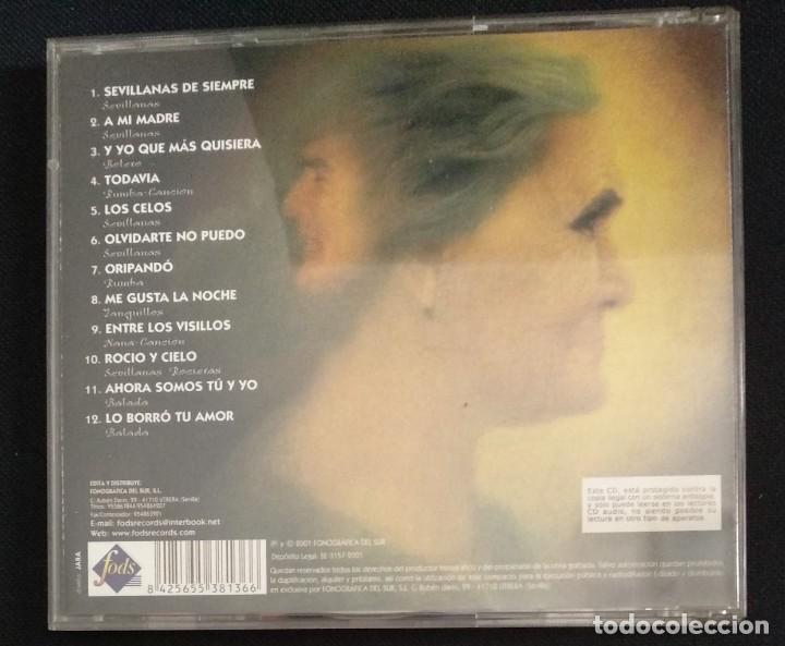 CDs de Música: Lote 3 CD flamenco MANUEL ORTA fandangos - sevillanas - zambra - rumba (ver fotos) - Foto 9 - 189204988