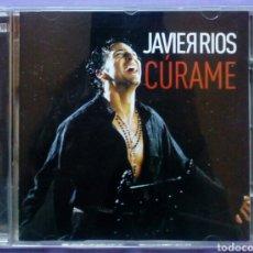CDs de Música: JAVIER RÍOS - CÚRAME. Lote 189228856
