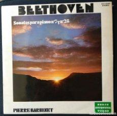 CDs de Música: DISCO 1972 LP MUY RARO BEETHOVEN MÚSICA CLÁSICA. Lote 189264242