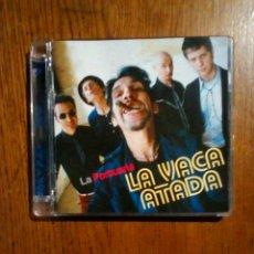 CDs de Música: LA PORTUARIA - LA VACA ATADA, POPART MUSIC, 2008. ARGENTINA.. Lote 189271816