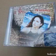 CDs de Música: GLORIA ESTEFAN (CD) UNWRAPPED AÑO – 2003 – CD+DVD – PRECINTADO – EDICION LIMITADA. Lote 189305571