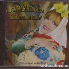 CDs de Música: CD OLGA MARIA RAMOS DE MADRID...AL CHOTIS DISCO PRECINTADO. Lote 189325758
