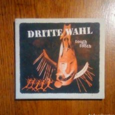 CDs de Música: DRITTE WAHL - TOOTH FOR TOOTH, DRITTE WAHL RECORDS, 2004. GERMANY.. Lote 189345088