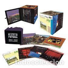 CDs de Música: CUBO RADIO FUTURA PRECINTADO 6 CDS + 1 CD RAREZAS / LIBRETO PRECINTADO ¡¡ PEPETO - Foto 2 - 219986437
