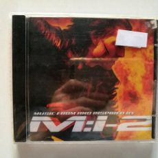 CDs de Música: MISION IMPOSIBLE 2 BSO - CD. Lote 189362027