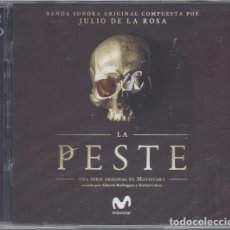 CDs de Música: LA PESTE / JULIO DE LA ROSA 2CD BSO. Lote 189381613
