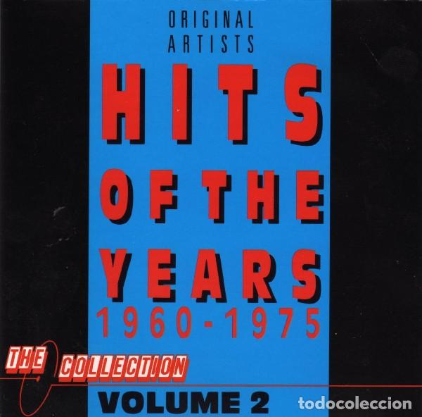 HITS OF THE YEARS 1960 - 1975 VOLUME 2 (Música - CD's Rock)