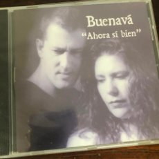 CDs de Música: CD ALBUM BUENAVA AHORA SI BIEN TIRIMARA FUNK JAZZ ROCK CANARIO CANARIAS LA PALMA LP SINGLE FOLK. Lote 189413858