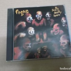 CDs de Música: FIGHT (CD) A SMALL DEADLY SPACE AÑO – 1995. Lote 189434030