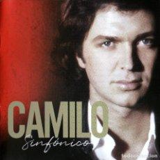 CDs de Música: CAMILO SESTO - SINFÓNICO EDICIÓN MÉXICO 2019 SELLADO (DIFERENTE ESPAÑA). Lote 217058922