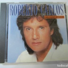 CDs de Música: CD ROBERTO CARLOS GRANDES EXITOS. Lote 189465096