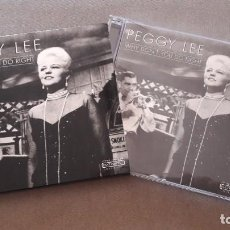 CDs de Música: CE - PEGGY LEE: WHY DON'T YOU DO RIGHT. (TIM - PAST PERFECT, ALEMANIA - 204329-203). Lote 189479812