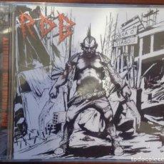CDs de Música: RAW DECIMATING BRUTALITY - OBRA Ó DIABO!! (VOMIT YOUR SHIRT 2011) // NAPALM DEATH CARCASS TERRORIZER. Lote 189507523