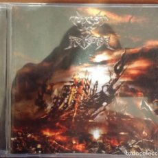 CDs de Música: THIRST OF REVENGE – THE BEGINNING OF THE END (PATHOLOGICALLY EXPLICIT, 2010) /// WORMED HUMAN MINCER. Lote 189514305