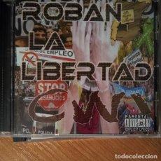 CDs de Música: CWI - ROBAN LA LIBERTAD - CD - ALBUM. Lote 189531386