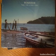 CDs de Música: CLARA PINO & PABLO VIDAL - NOWHERE - CD - ALBUM. Lote 189531387