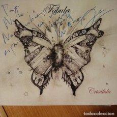 CDs de Música: FABULA - CRISALIDA - CD - ALBUM. Lote 189531455