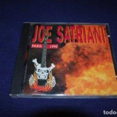 CDs de Música: JOE SATRIANI PARIS 1990. Lote 189625181