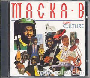 MACKA B - BUPPIE CULTURE (CD ALBUM) (Música - CD's Reggae)