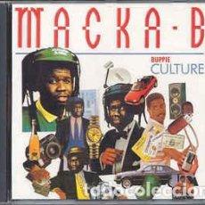 CDs de Música: MACKA B - BUPPIE CULTURE (CD ALBUM). Lote 189682665