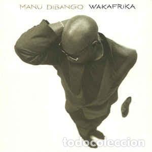 MANU DIBANGO - WAKAFRIKA (CD ALBUM) (Música - CD's Reggae)