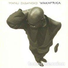 CDs de Música: MANU DIBANGO - WAKAFRIKA (CD ALBUM). Lote 189683498