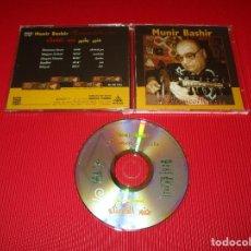 CDs de Música: MUNIR BASHIR - FLAMENCO ROOTS - CD - BL CD 1002 - BYBLOS RECORDS - BOULBOL - KHAYAL .... Lote 189690283