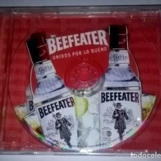 CDs de Música: BEEFEATER. MIX. UNIDOS POR LO BUENO. CD. 4 TEMAS. PROMO.. Lote 189696331