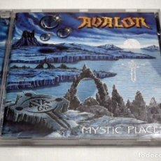 CDs de Música: CD AVALON - MYSTIC PLACES. Lote 189700043