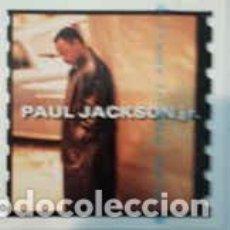 CDs de Música: PAUL JACKSON, JR. - A RIVER IN THE DESERT (CD ALBUM). Lote 189705632