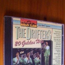 CDs de Música: CD THE DRIFTERS. 20 GOLDEN HITS.. Lote 189708236