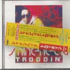 CDs de Música: SHINEHEAD. TRODDIN.ELEKTRA WPCR-60. EDICION JAPONESA. 1994 . Lote 189708972