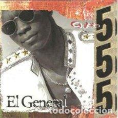 CDs de Música: EL GENERAL - CLUBB 555 (CD, ALBUM). Lote 189711696