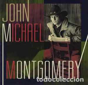 JOHN MICHAEL MONTGOMERY - JOHN MICHAEL MONTGOMERY (CD, ALBUM) (Música - CD's Country y Folk)