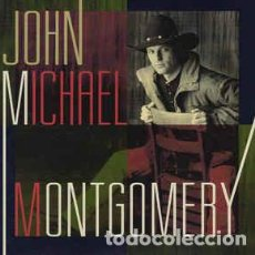 CDs de Música: JOHN MICHAEL MONTGOMERY - JOHN MICHAEL MONTGOMERY (CD, ALBUM). Lote 189712066
