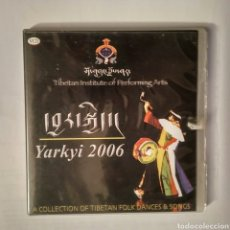 CDs de Música: CD VÍDEO VCD YARKYI 2006 - TIPA TIBETAN INSTITUTE OF PERFORMING ARTS. Lote 189714581