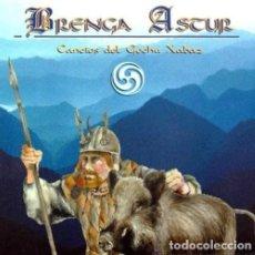 CDs de Música: BRENGA ASTUR. CANCIOS DEL GOCHU XABAZ. FONOFOLK 1999. CD., GRUPO DE MUSICA CELTA DE ASTURIAS.. Lote 189720406
