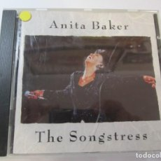 CDs de Música: CD ANITA BAKER THE SONGSTRESS. Lote 189725618