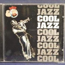 CDs de Música: VARIOUS - COOL JAZZ - CD. Lote 189733618