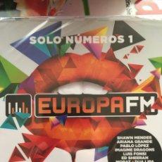 CDs de Música: EUROPA FM 2018-2 CD-PRECINTADO NUEVO!!. Lote 189746700