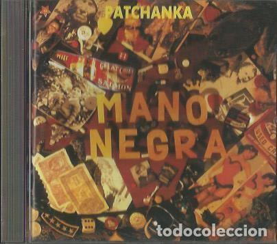 MANO NEGRA. PATCHANKA. VIRGIN RECORDS FRANCE 1988. (Música - CD's Rock)