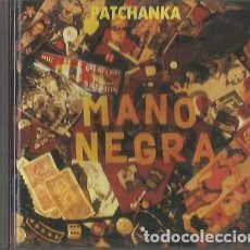 CDs de Música: MANO NEGRA. PATCHANKA. VIRGIN RECORDS FRANCE 1988.. Lote 189765655